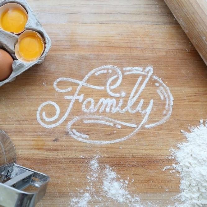 Family als Wort
